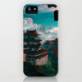 A Part of the Sky iPhone Case