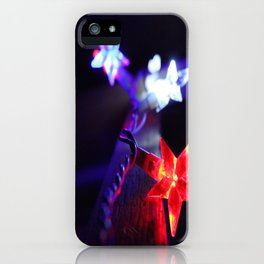 Stars of Fourth of July iPhone Case
