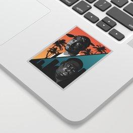 Rap Legends Sticker