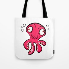 Squiddy! Tote Bag