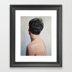 Take Care Framed Art Print