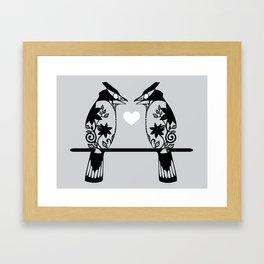 Be Mine, Darkling Framed Art Print
