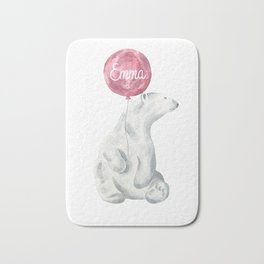 Polar Bear - Emma Bath Mat