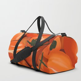 Habanero Peppers Duffle Bag