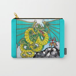 final fight (square) Carry-All Pouch