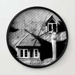 penthouse Wall Clock