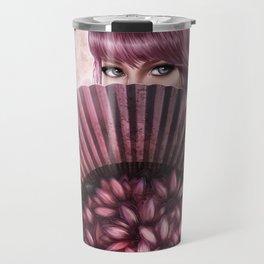 Eyes of Seduction Travel Mug