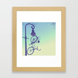 This is Berlin, baby! Framed Art Print