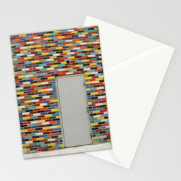Happy Wall Stationery Cards
