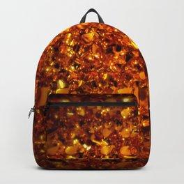 Copper Sparkle Backpack