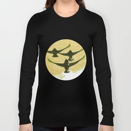 Swallows Long Sleeve T-shirt