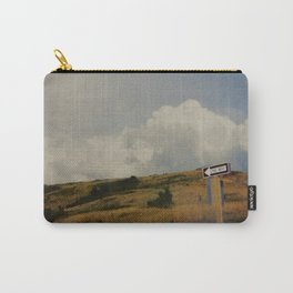 One Way Out Carry-All Pouch