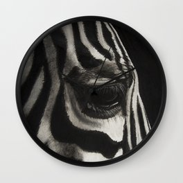 ZEBRA No. 3 Wall Clock