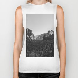 Tunnel View, Yosemite National Park III Biker Tank