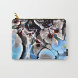 Cherry Tree Abstract Carry-All Pouch