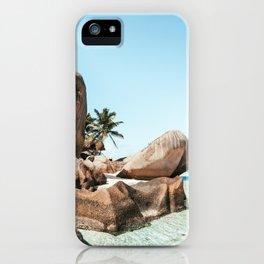 The Paradise - La Digue Island, Seychelles iPhone Case