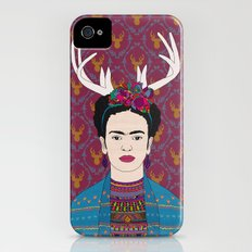 DEER FRIDA iPhone (4, 4s) Slim Case