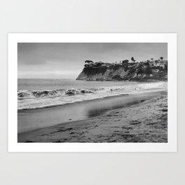 San Pedro, CA - I Art Print