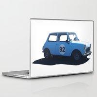 mini Laptop & iPad Skins featuring Mini by kerilovesmigs