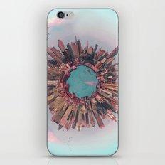 New York City mini world iPhone & iPod Skin