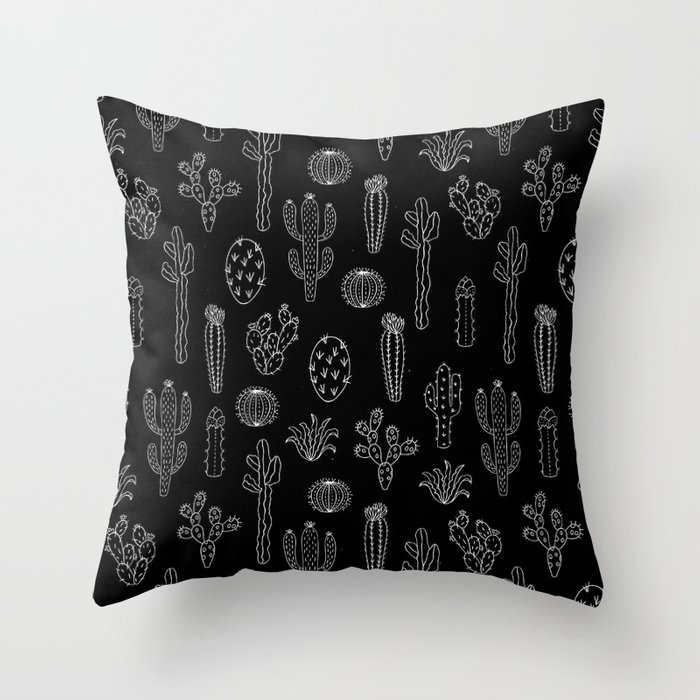 Throw Pillow by Lavieclaire