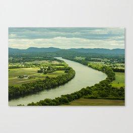 Mt. Sugarloaf Canvas Print