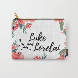 Luke Danes and Lorelai Gilmore Carry-All Pouch