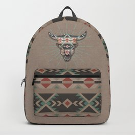 Cow Skull Induco Backpack