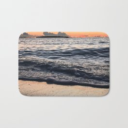 Washed away memories Bath Mat