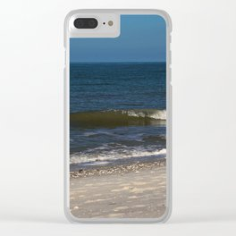 Mystical Memories Clear iPhone Case