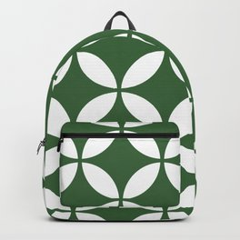 Palm Springs Screen: Kelly Green Backpack