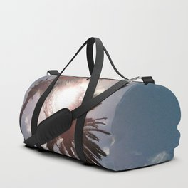 Sun In Your Palms Duffle Bag