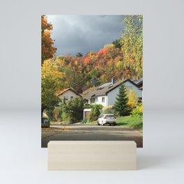 Fall Colors Mini Art Print