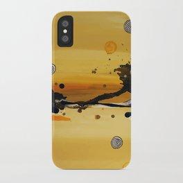 let the sun shine iPhone Case