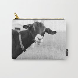 A Goat Named Cecilia Carry-All Pouch