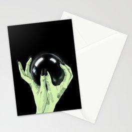 Crystallomancy Stationery Cards
