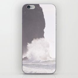 My Friend The Sea iPhone Skin