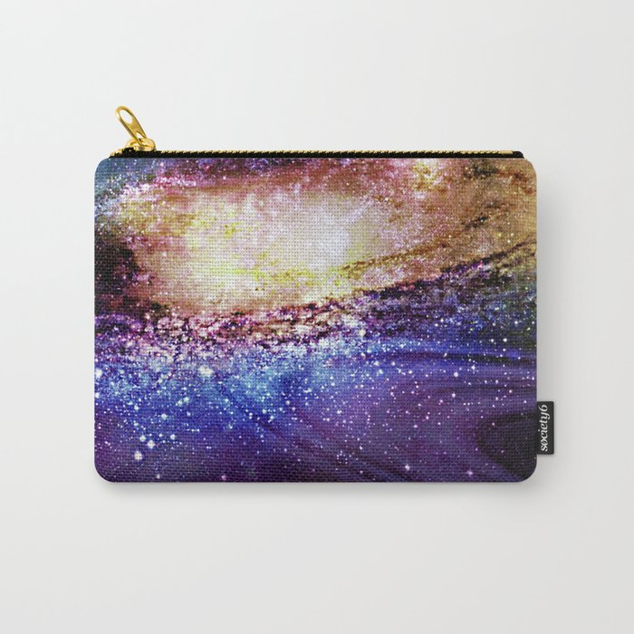 space explosion Carry-All Pouch