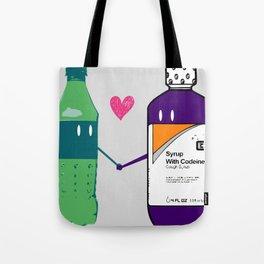 Lean in Love Tote Bag