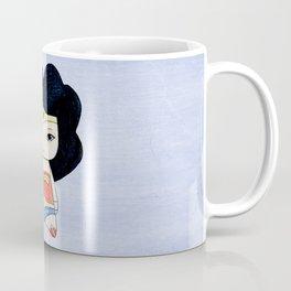 A Girl - Wonder W Coffee Mug