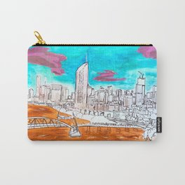 BRISBANE POSTCARD SERIES 007 Carry-All Pouch