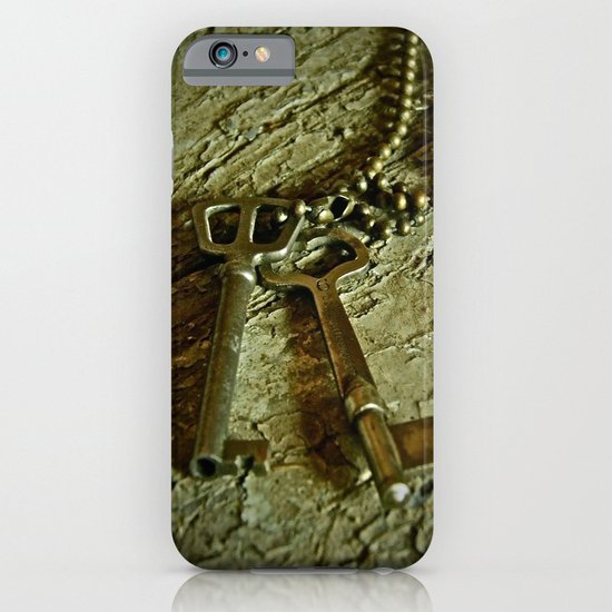 Keys to the Past iPhone & iPod Case