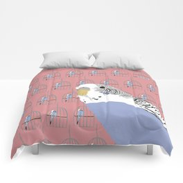 The Budgie Gallery Giftshop Comforters