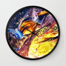 kamabunta Wall Clock
