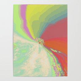Psychedelica Chroma V Poster