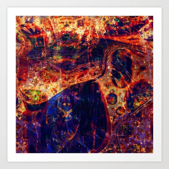 Lio Art Print