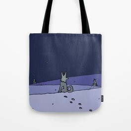 Three Dog Night Tote Bag