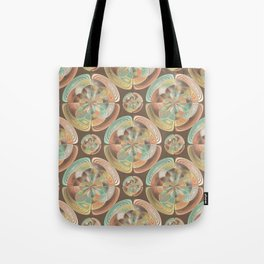 Complex geometric pattern Tote Bag