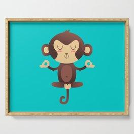 ChimpanZEN Serving Tray