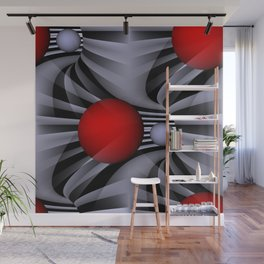 pattern and color -202- Wall Mural